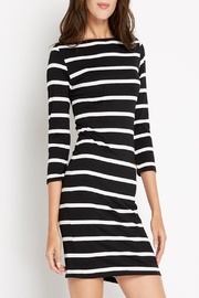 Apricot Lane St. Cloud Stripe Fitted Dress - Product Mini Image