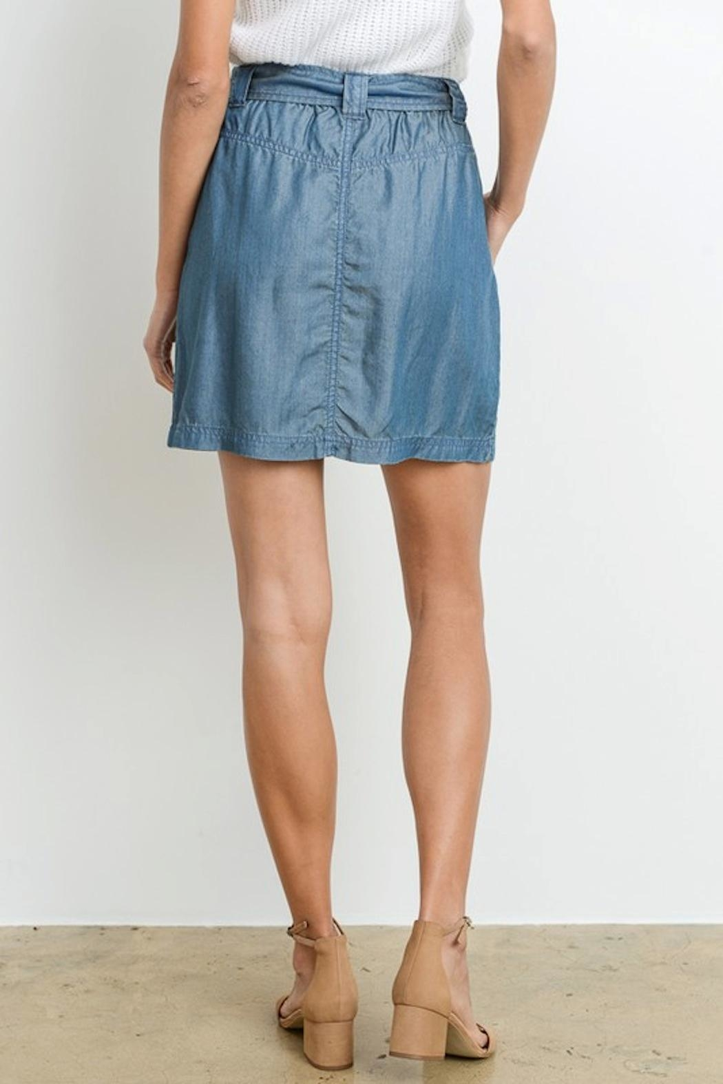 Apricot Lane St. Cloud Summer Vacay Skirt - Side Cropped Image