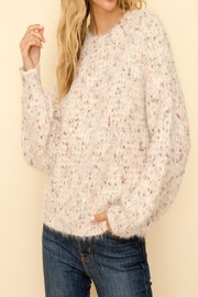 Apricot Lane St. Cloud Volume Sleeve Sweater - Product Mini Image