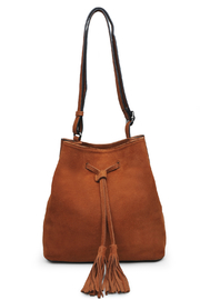 Moda Luxe April Bag with tassel - Front cropped