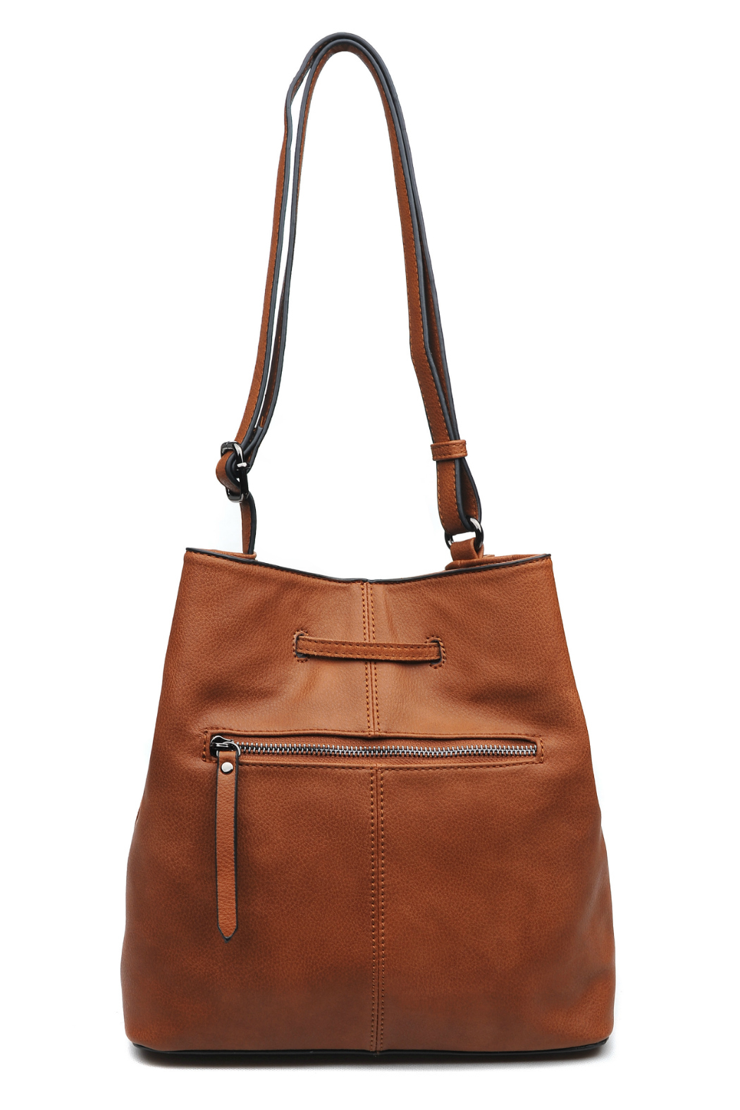 Moda Luxe April Bag with tassel - Front Full Image