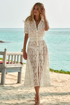 Melissa Odabash April Dress - Product List Image