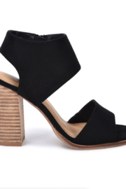 Vintage Havana  April Heeled Sandal - Front cropped