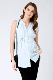 Ripe Maternity April Sleeveless Tunic - Front cropped