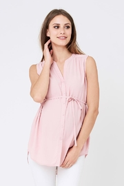 Ripe Maternity April Tunic - Pink - Product Mini Image