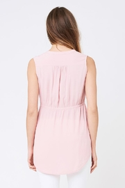 Ripe Maternity April Tunic - Pink - Side cropped