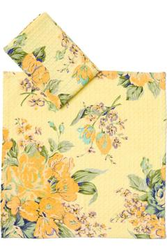 Shoptiques Product: Yellow-Blanche Dish Towels