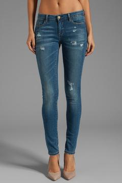 April Snow Classic Distressed Skinny - Product List Image