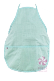 oh mint Aprons - Front cropped