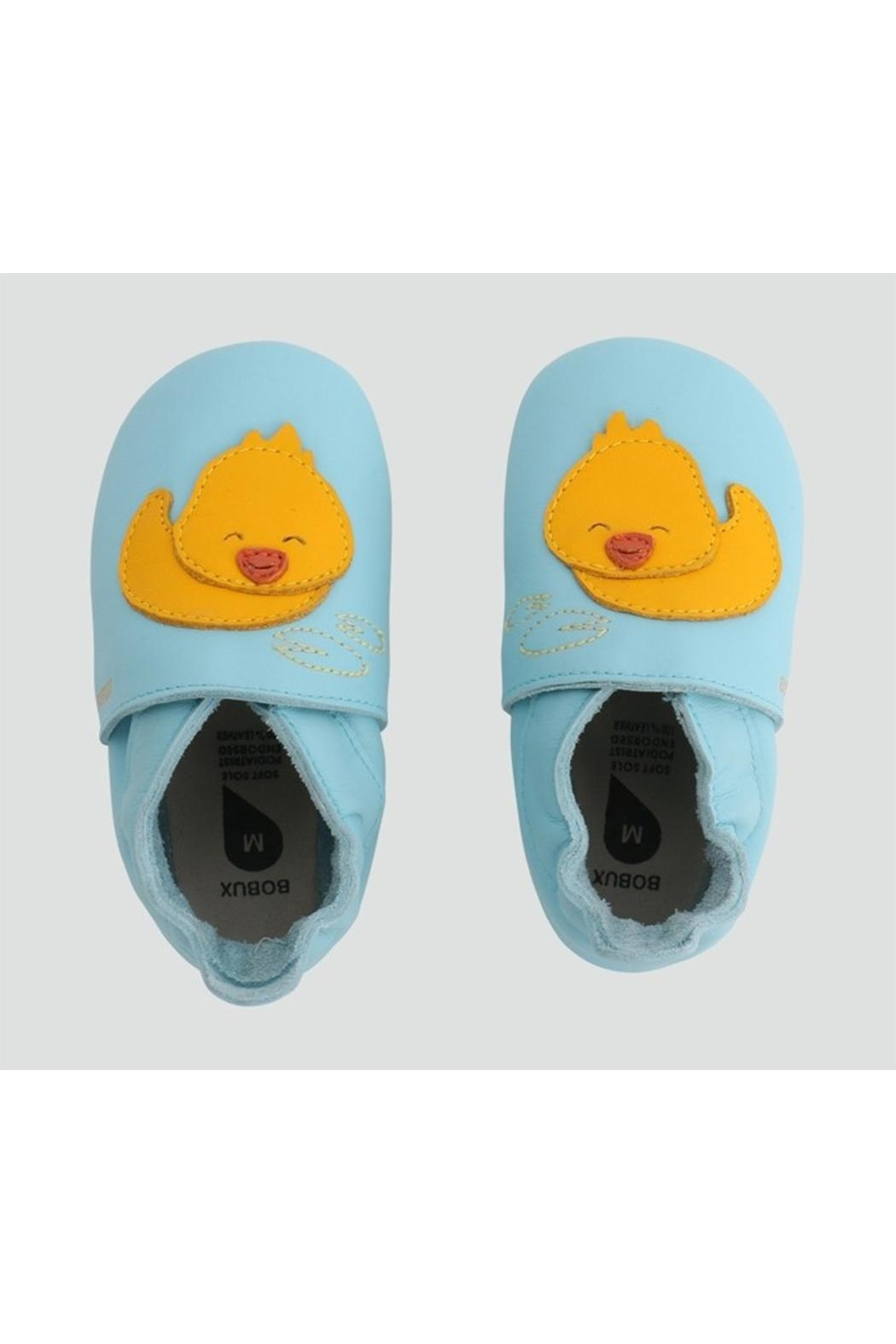 Bobux Aqua-Duckie Soft-Sole Slippers - Side Cropped Image