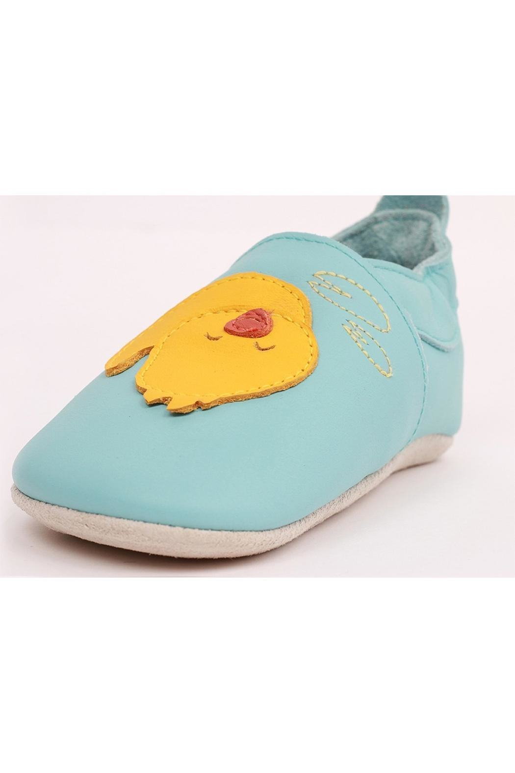 Bobux Aqua-Duckie Soft-Sole Slippers - Front Full Image