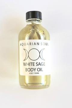 Aquarian Soul White Sage Oil - Alternate List Image