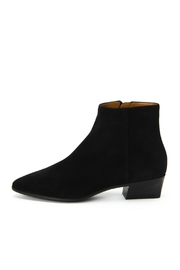 Aquatalia Fire Suede Boot - Front cropped