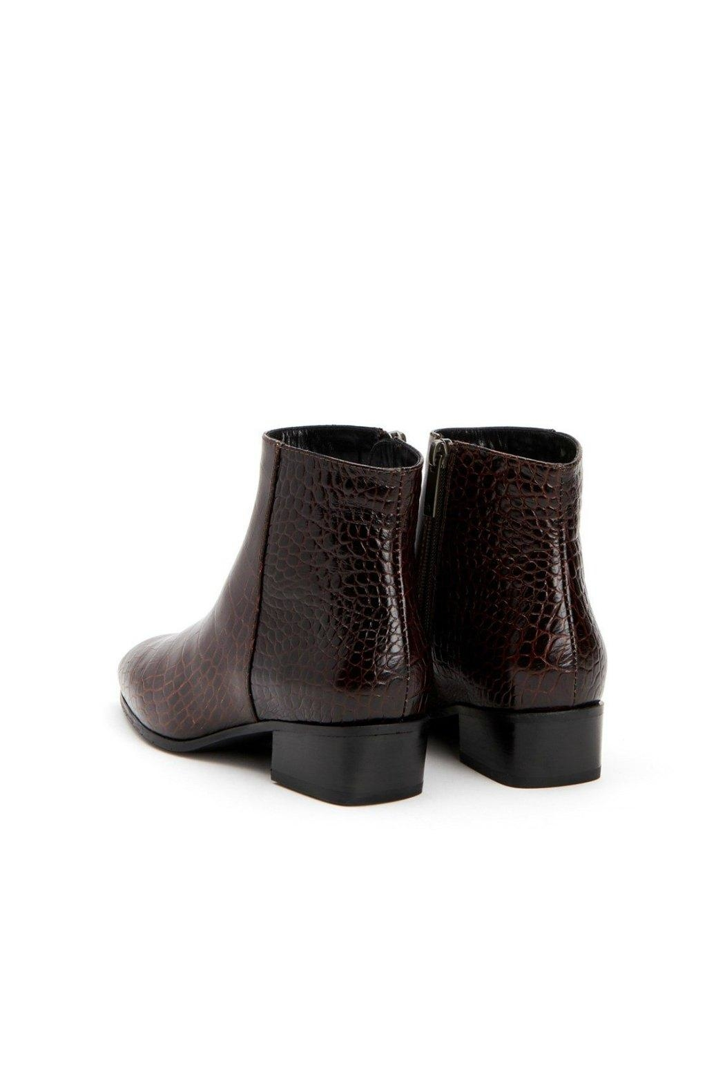 Aquatalia Fuoco Heeled Bootie - Back Cropped Image