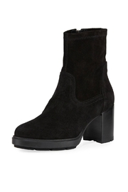 Aquatalia Idalia Stretch-Suede Bootie - Product Mini Image