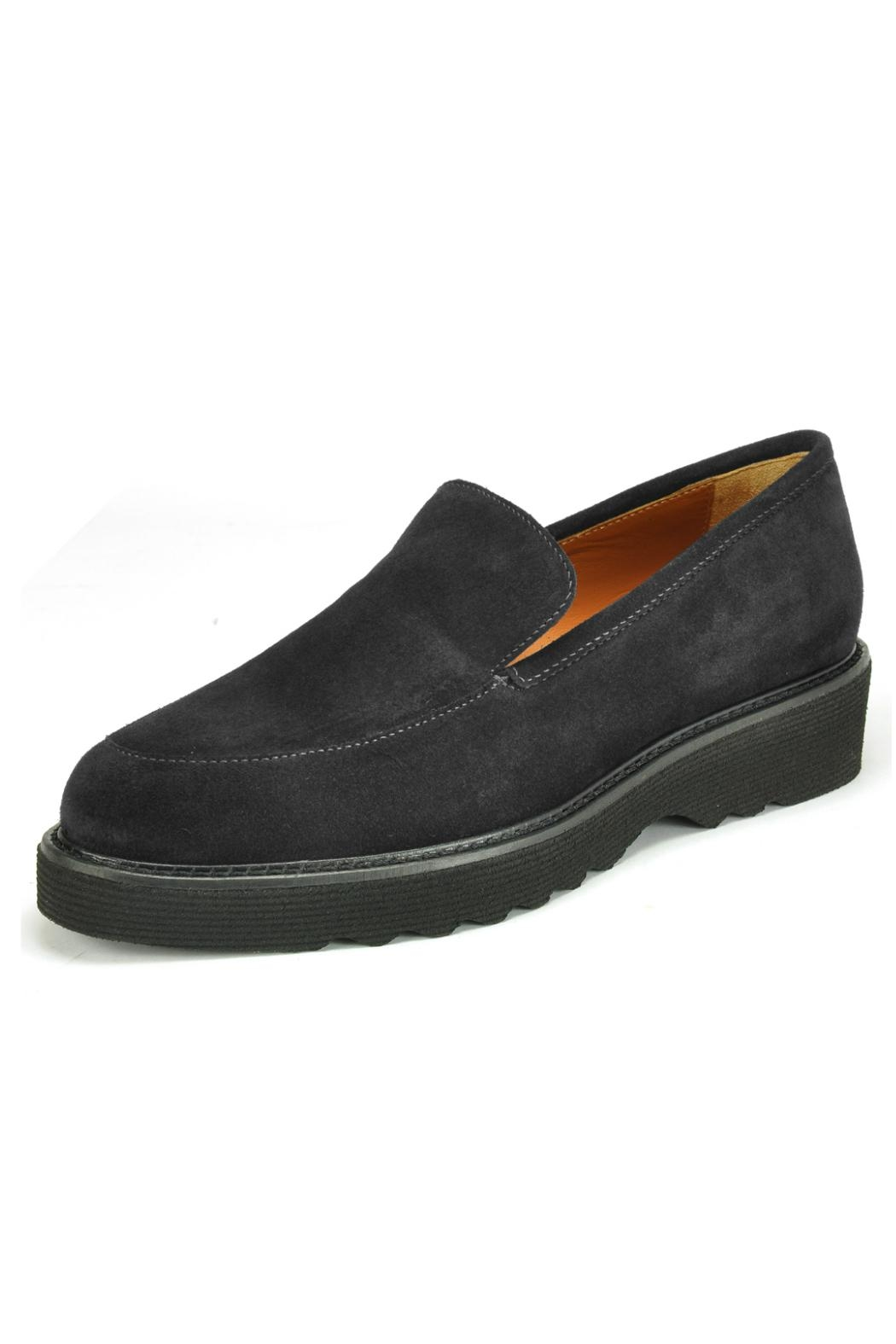 Aquatalia Kelsey Suede Loafer - Main Image