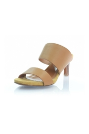 Aquatalia Two-Strap Mule - Front cropped