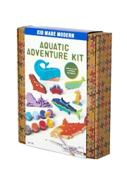Kid Made Modern Aquatic Adventure Kit - Front cropped