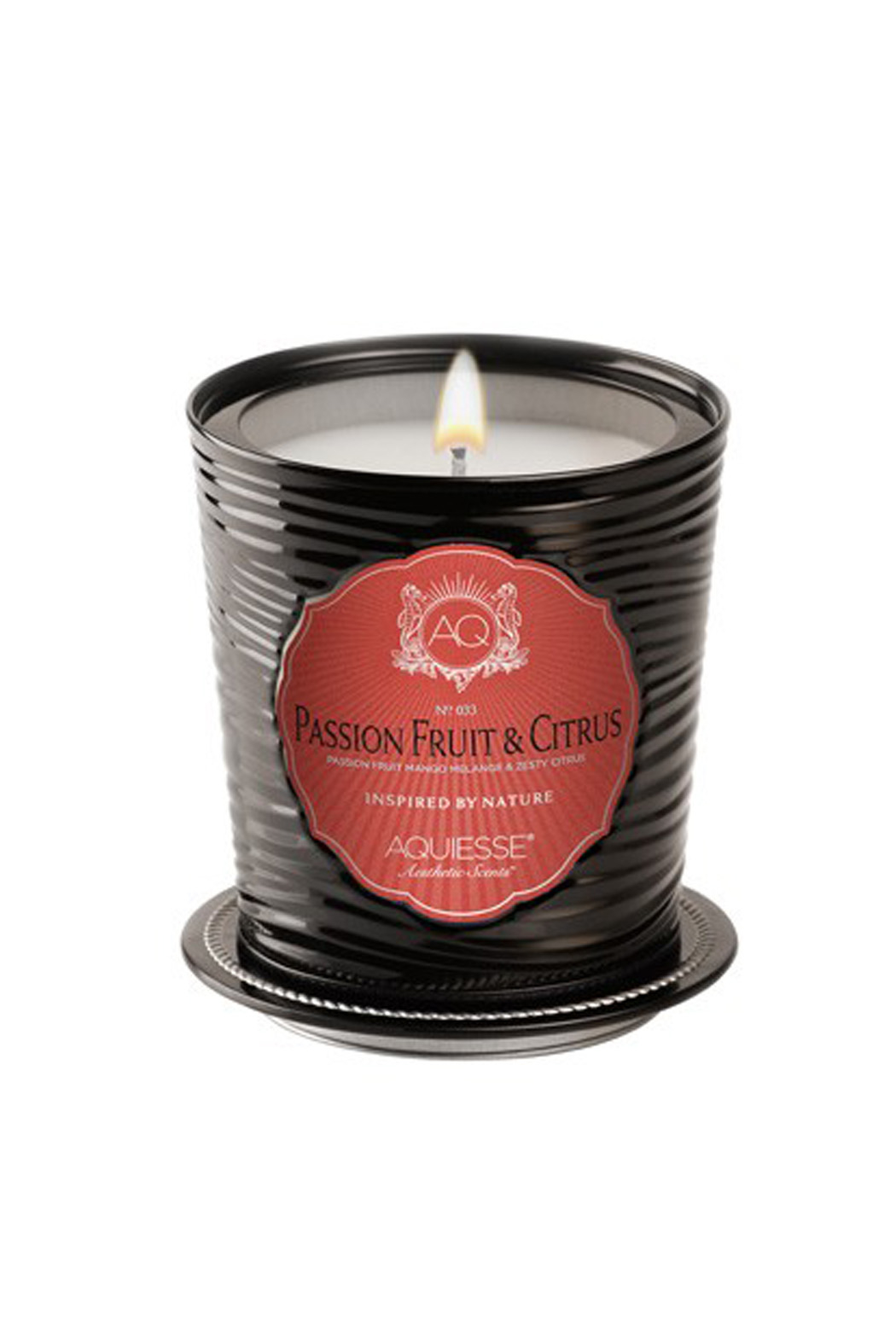 Aquiesse Passion Fruit Candle - Front Cropped Image