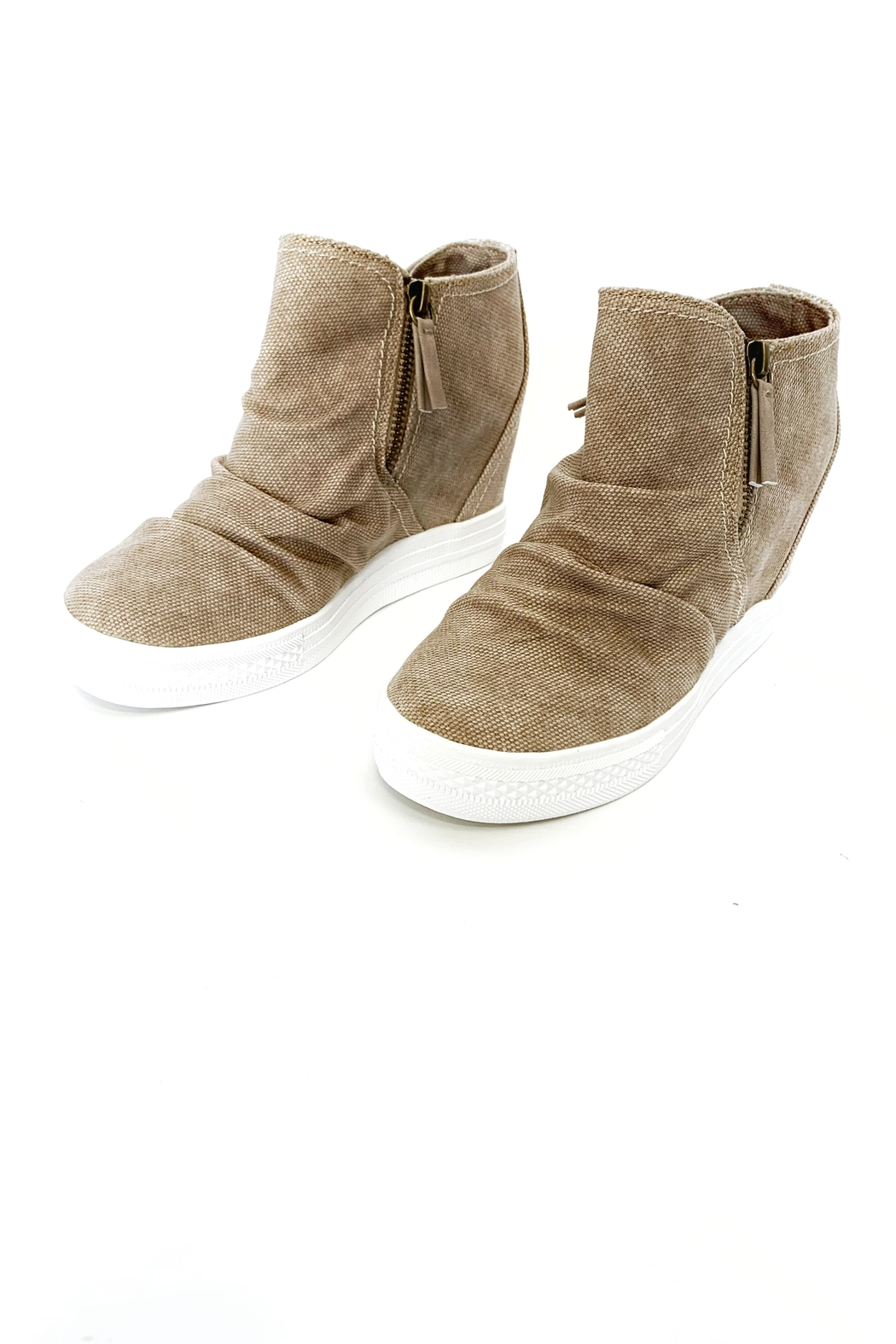 Not Rated Arabelle wedge sneaker from