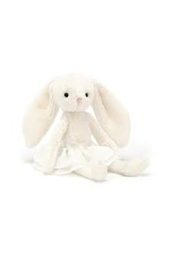 Jellycat  ARABESQUE BUNNY-CREAM - Product List Image