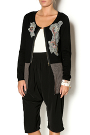 Aratta Black Jacket - Product Mini Image