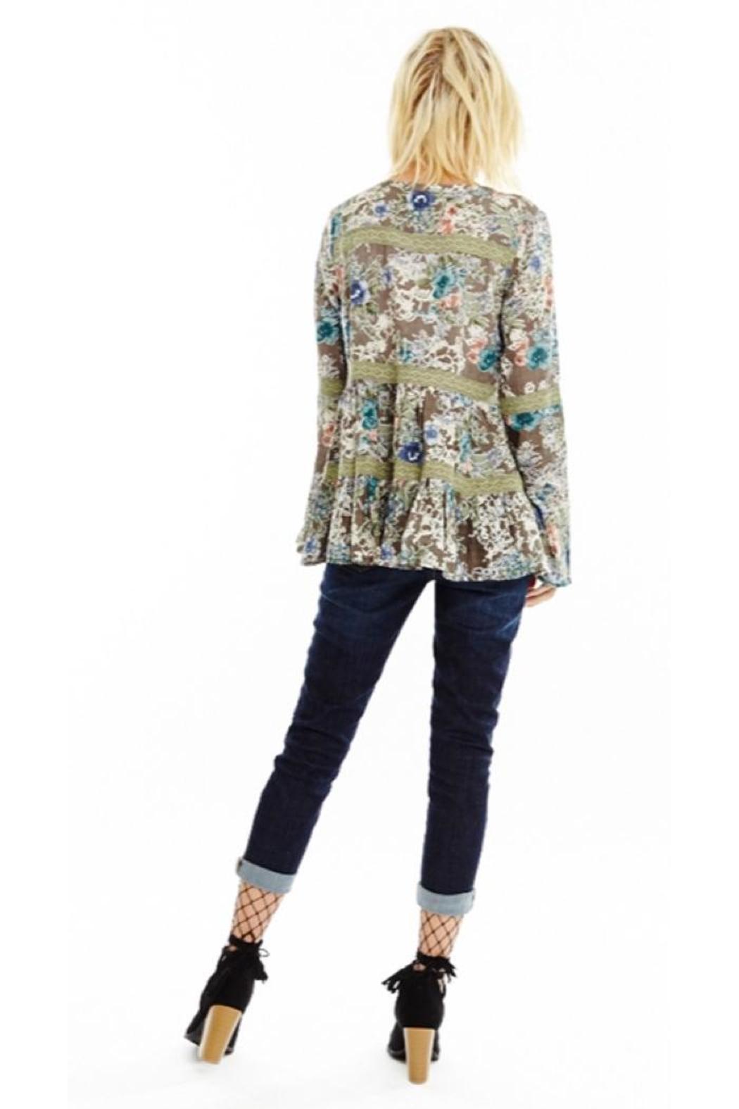 Aratta Flair Blouse - Front Full Image