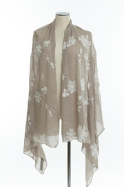 Aratta Floral Ambition Scarf - Product Mini Image