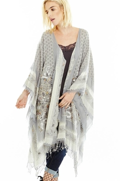 Aratta Her Way Poncho - Product List Image