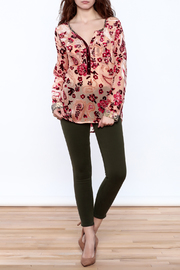 Aratta Rose Quartz Top - Front full body