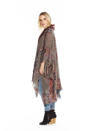Aratta Royal Highness Kimono - Front full body