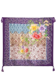 Johnny Was Collection Aratta Silk Scarf - Product Mini Image