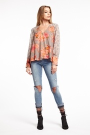 Aratta Strawberry Blonde Blouse - Front cropped
