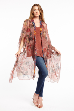 Aratta Take Your Breath Away Kimono - Product List Image