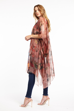 Aratta Take Your Breath Away Kimono - Alternate List Image