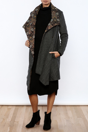 Aratta Tapestry Coat - Front full body