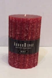 Root Candle Arborridge Unscented Pillar - Product Mini Image