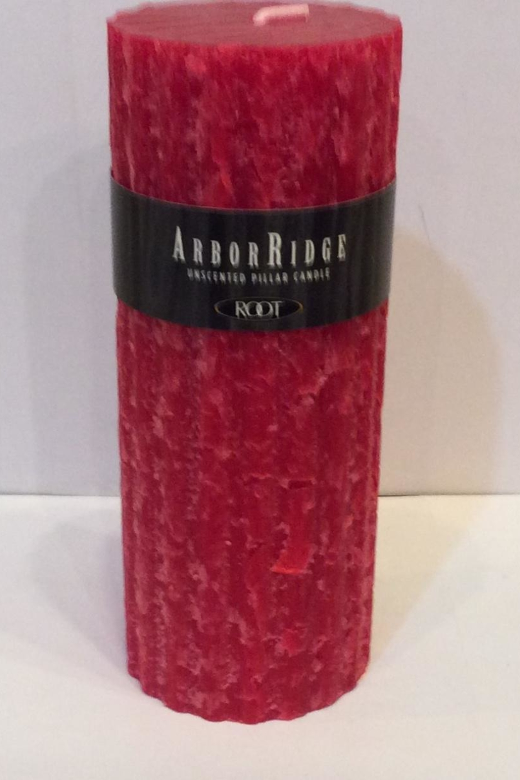 Root Candle Arborridge Unscented Pillar - Main Image