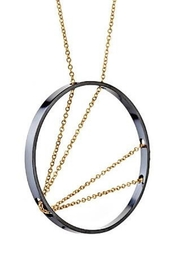 Vanessa Gade : Metal + Design Arc Necklace - Product Mini Image