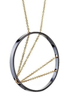Vanessa Gade Arc Necklace - Alternate List Image