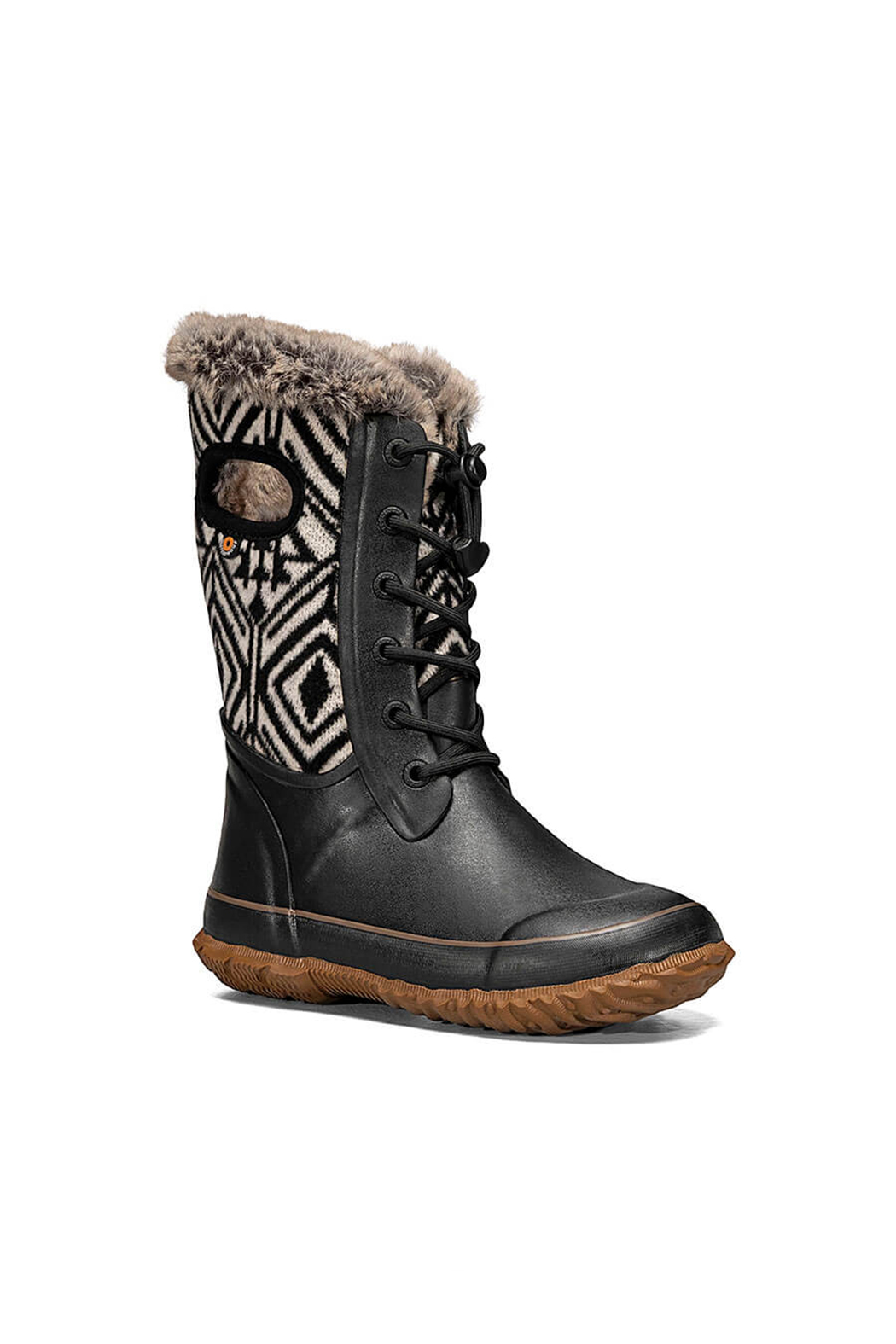 bogs  Arcata Geo Waterproof Winter Boots - Front Full Image