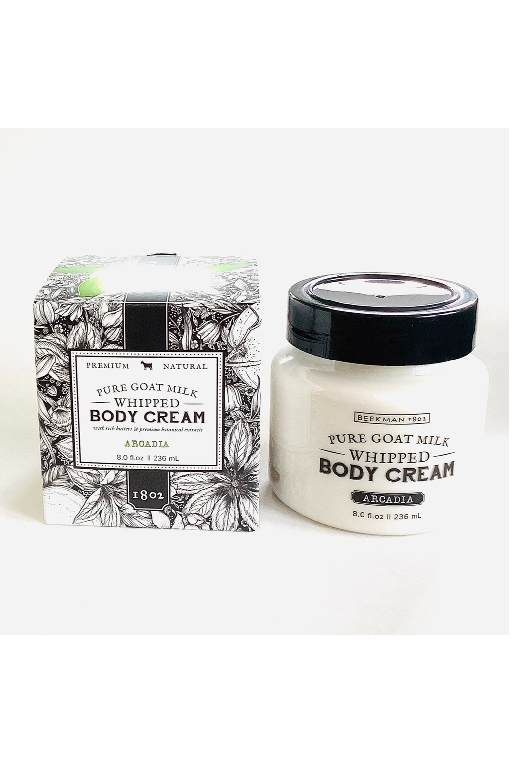Beekman 1802 Arcadia Whipped Goat Milk Body Cream - Main Image