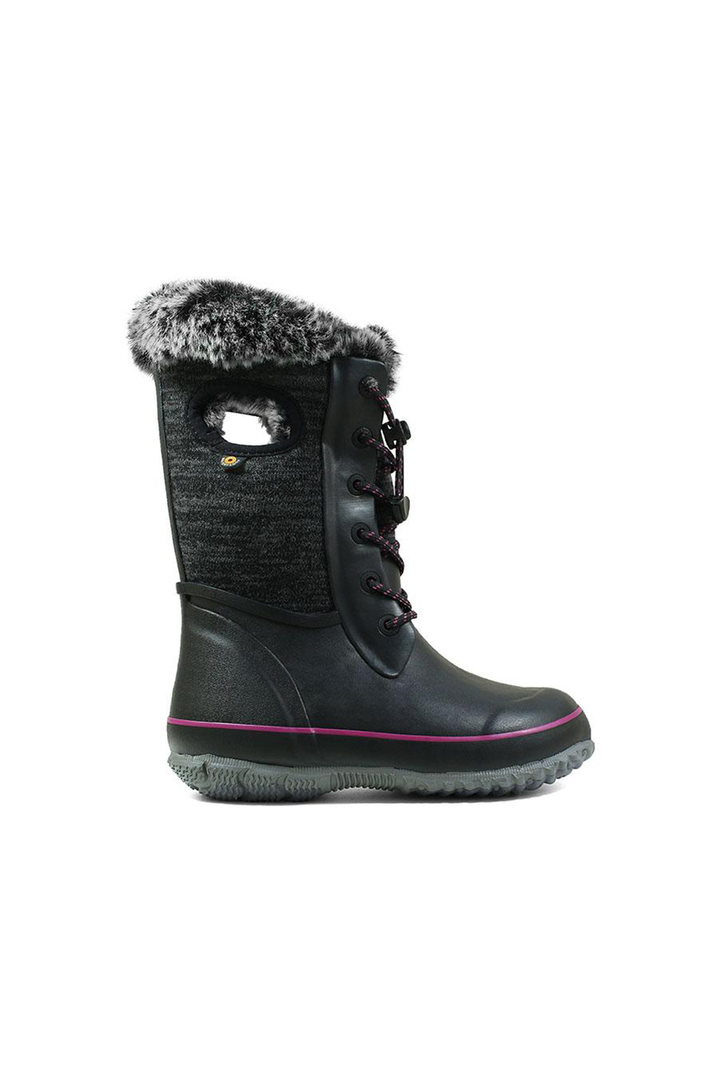 BOGS Arcata Knit Kids Waterproof Boots - Main Image