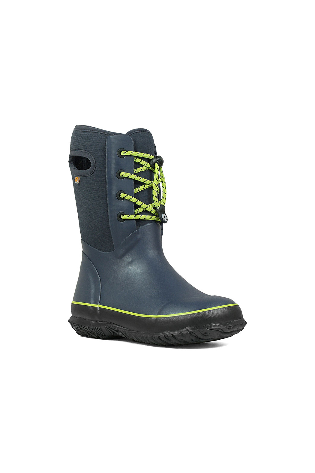 bogs  Arcata Lace Winter Waterproof Boots - Front Full Image