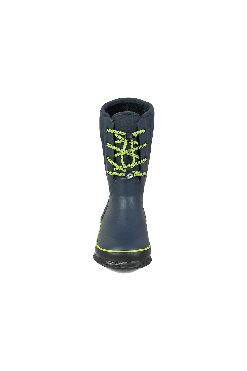 bogs  Arcata Lace Winter Waterproof Boots - Side Cropped Image