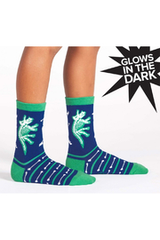 Sock it to me Arch-eology Crew Socks - Product Mini Image