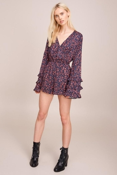 The Fifth Label Archer Playsuit - Product List Image