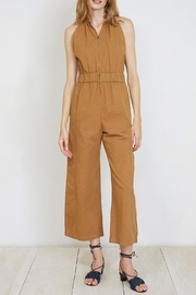 Apiece Apart Archer Zip-Front Jumpsuit - Product Mini Image