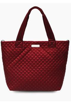 Shoptiques Product: Red Shoulder Tote