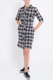 Archerie Reina Workshirt Dress - Product Mini Image